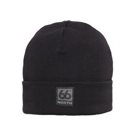 66° North Merino Hat black